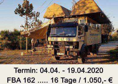 FBA 162 Balkan – Rundreise auf der Balkanhalbinsel