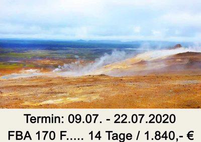 FBA 170 F Island – Hochland