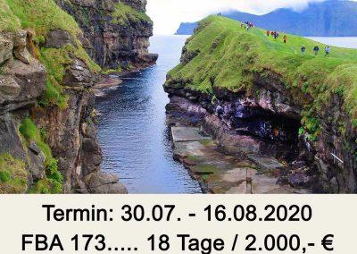 FBA 173 Island – Hochland