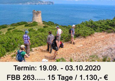 FBB 263 Sardinien – Die Karibik Europas