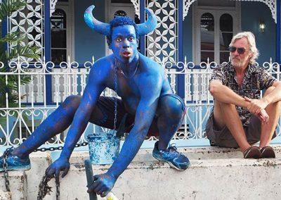 Trinidad-Blauer-Teufel