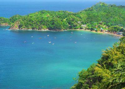 Trinidad-Bucht
