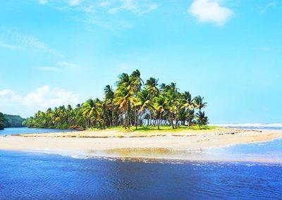 Trinidad-Insel