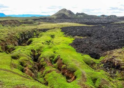 22 Island-Kontinentalplatte