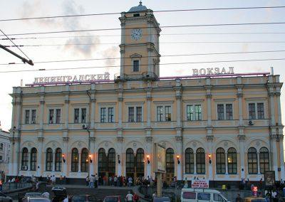 H-Baikal-Leningrad-Bahnhof