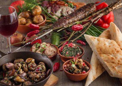 I-Armenien-Essen
