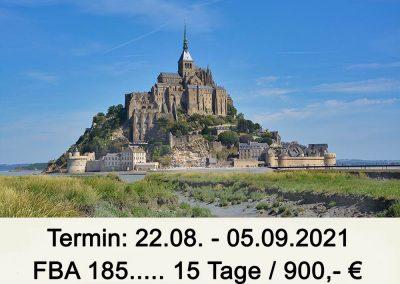 FBA 185 Normandie / Bretagne