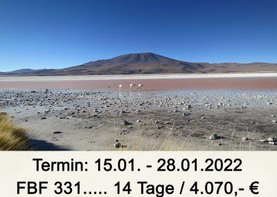 FBF 331 Nord Chile  –  Atacama